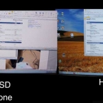 SSD vs HDD compared on Windows 7
