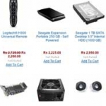 Computer parts pricing online in India