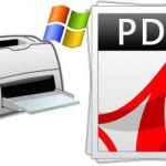 Convert any file to PDF format in windows for FREE