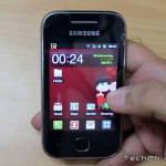 Samsung Galaxy Y Budget Android Phone