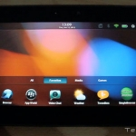 BlackBerry PlayBook 32GB unboxing and initial impressions