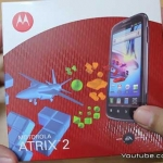 Motorola Atrix 2 Android phone unboxing & overview