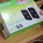 Powerline Ethernet TP-LINK Kit Review