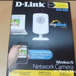 D-Link Wireless Network Camera DCS-930L Unboxing