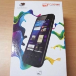 Micromax A100 Superphone Canvas Unboxing