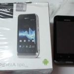 Sony Xperia Tipo Unboxing first looks