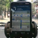 Nokia Drive GPS Offline Car Navigation using Lumia 620