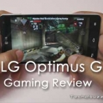 Lg OPTIMUS G Gaming Review