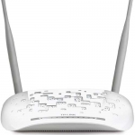 TP-LINK Launches 300Mbps ADSL2+ TD-W8968 Modem Router