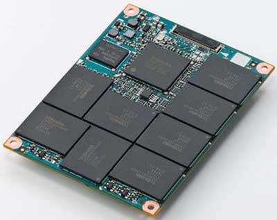 SDD Drive Memory Chips
