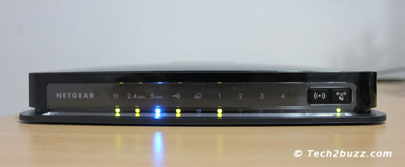 Netgear 3700 horizontal profile
