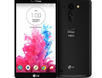 LG G Vista listed officially for Verizon! Device sports a 5.7 inch HD display