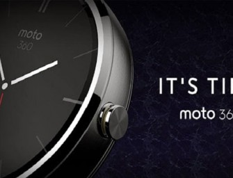 Moto 360 pricing revealed! Why this watch could be the most premium smartwatch ever build?