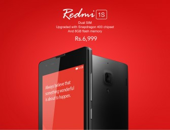 Xiaomi Redmi 1S all set to launch in India, The hottest phone under Rs. 6,999