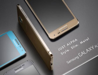 Samsung Galaxy Alpha, the new metallic galaxy device from Samsung announced!