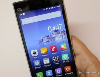 Xiaomi Mi3 full review after 25 days of usage! A must have device for performance lovers!