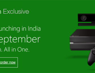 Xbox One to go on sale from 23rd September in India through Amazon